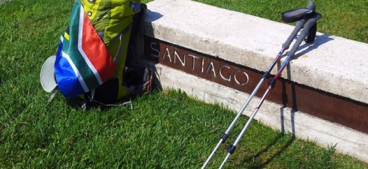 The final leg – Santiago — 22 km